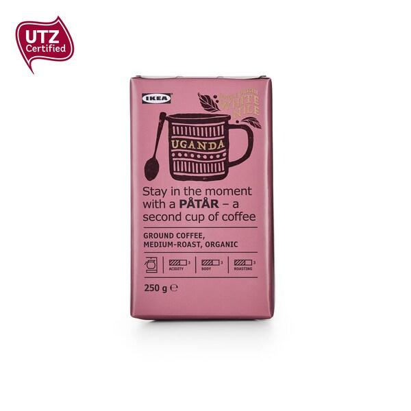 PÅTÅR UGANDA ground coffee