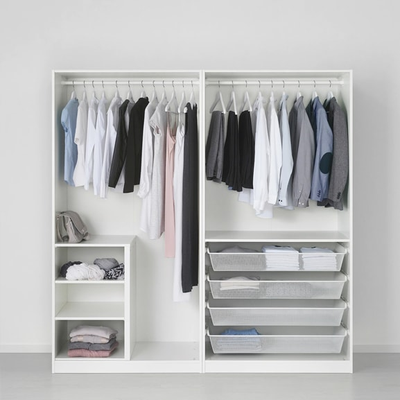 Pax fitted wardrobe