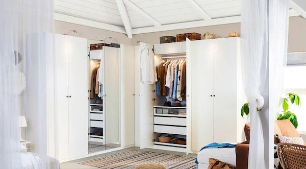 PAX garderobekasten planner