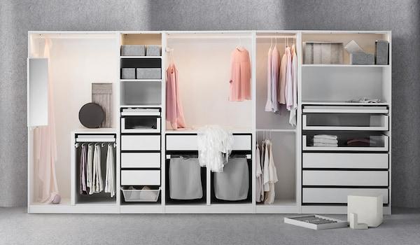 Ikea Catalogo Armadi Componibili.Pax Guardaroba Componibile Ikea Svizzera