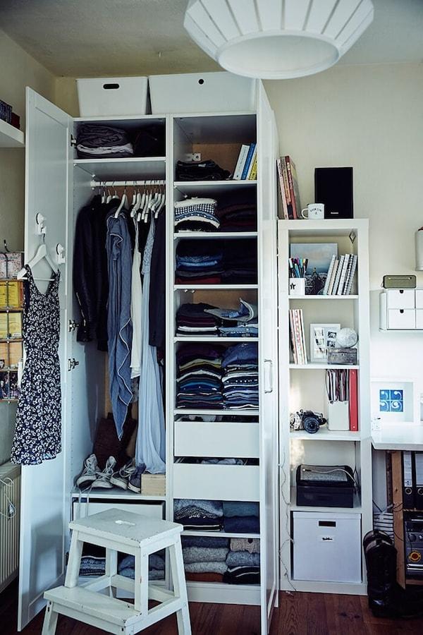 Ongekend IKEA pax: eindelijk orde in je garderobe - IKEA UX-77
