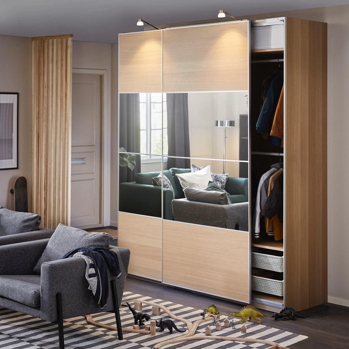 Ikea Pax Zubehör : pax kombinationen mit schiebet ren im planer ikea sterreich ~ Aude.kayakingforconservation.com Haus und Dekorationen