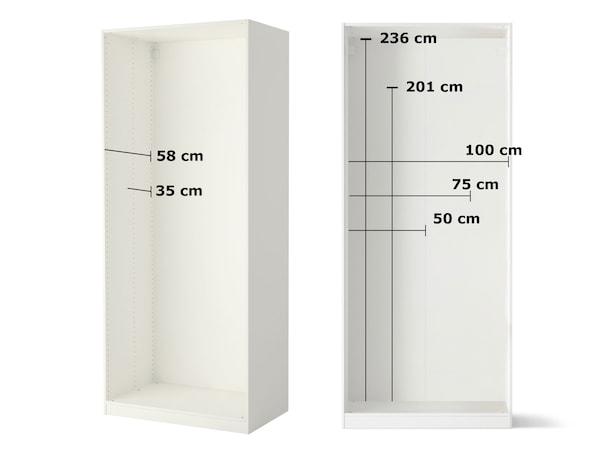 PAX Korpusse erhältst du in vielen verschiedenen Farben und Größen