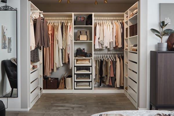 PAX wardrobe planner