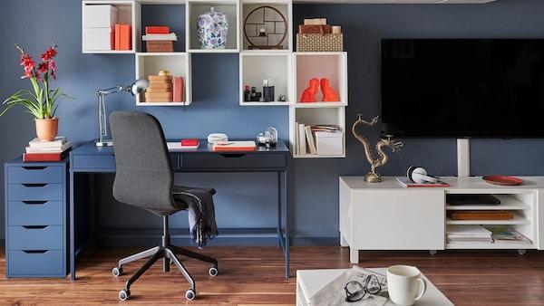 Pejabat rumah, bukan sekadar hanya kerja rumah