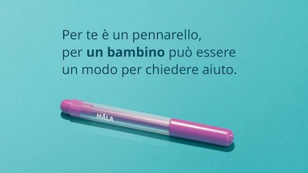 Per te è un pennarello, per un bambino può essere un modo per chiedere aiuto - IKEA