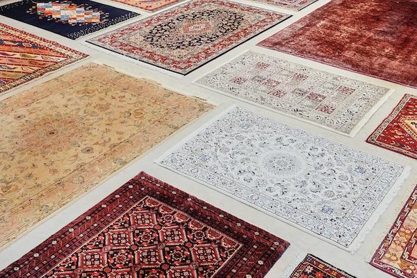 persian & oriental rugs