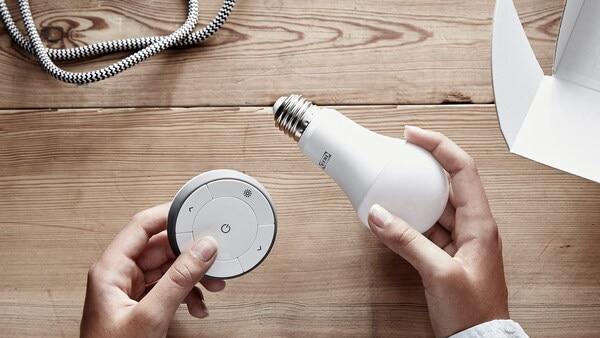 Kundensupport für die TRÅDFRI smarte Beleuchtung IKEA