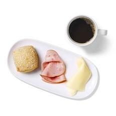 Perus aamiainen