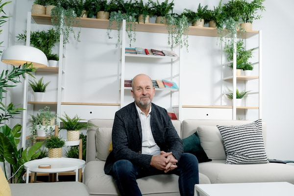 Peter Jelkeby, Country Retail Manager and Chief Sustainably Officer, IKEA UK & Ireland
