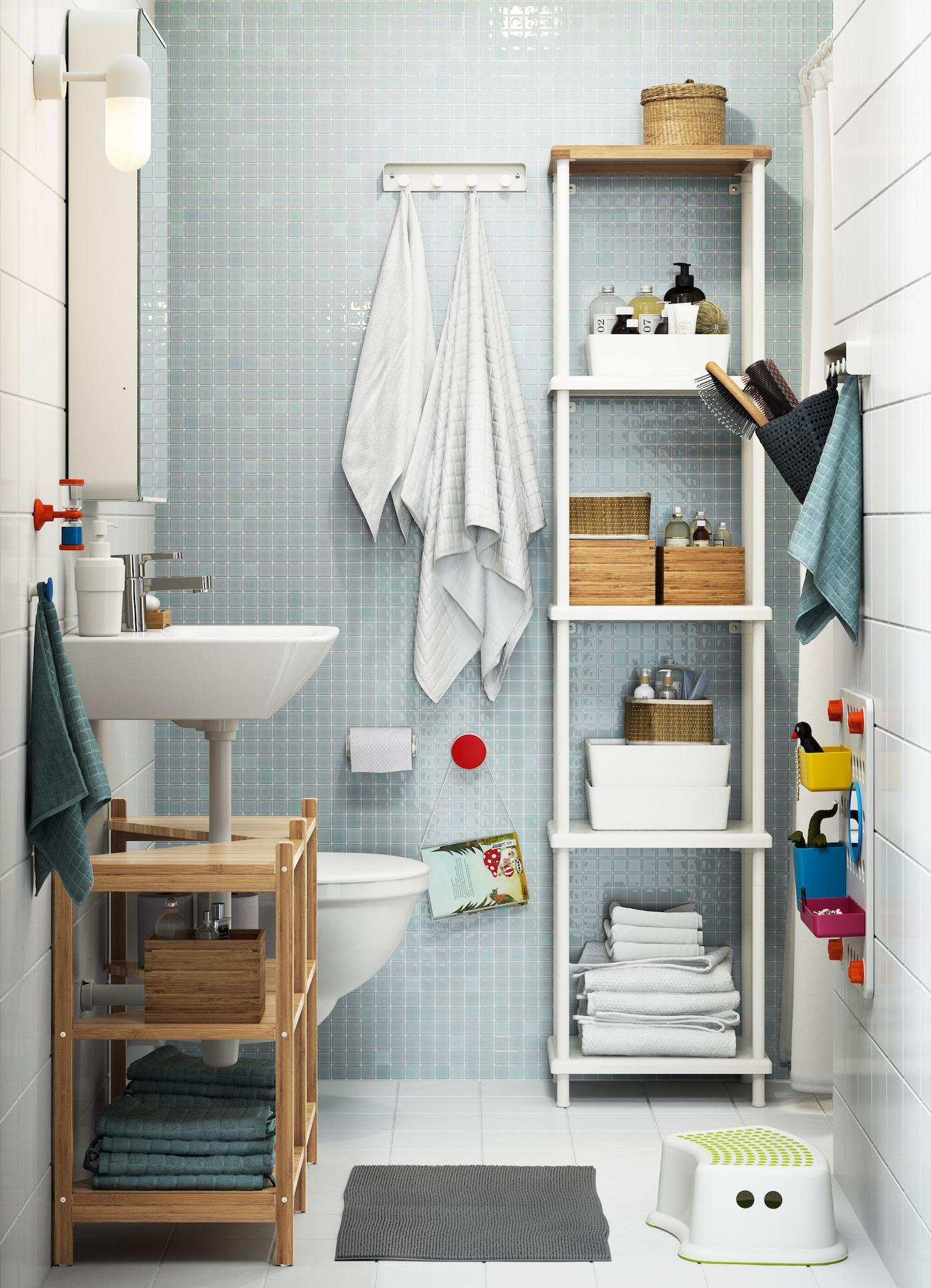 Tips to Create Etagere Murale Salle De Bains Ikea