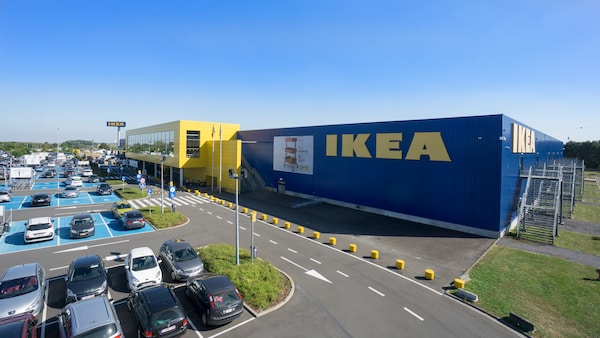 Photo ikea Liège