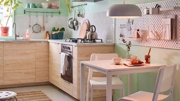 Ikea Sgabelli E Panche : Sala da pranzo ikea