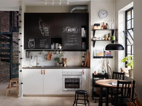 Sportelli Cucina Ikea.La Cucina Apre Le Porte Alla Creativita Ikea