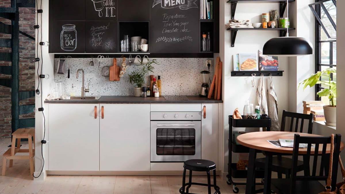 La cucina apre le porte alla creatività - IKEA