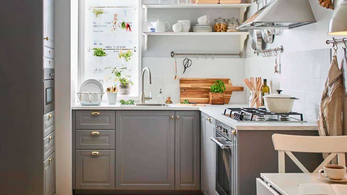 Informazione: Cucina Piccola Angolare Ikea