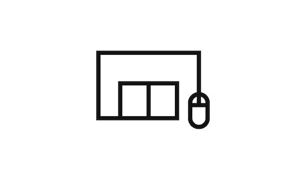 pictogramme Récupération de commandes