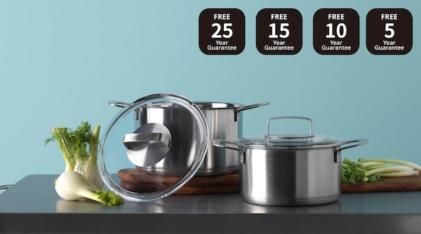 Picture of cookware.