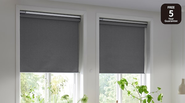 Picture of electronic blinds