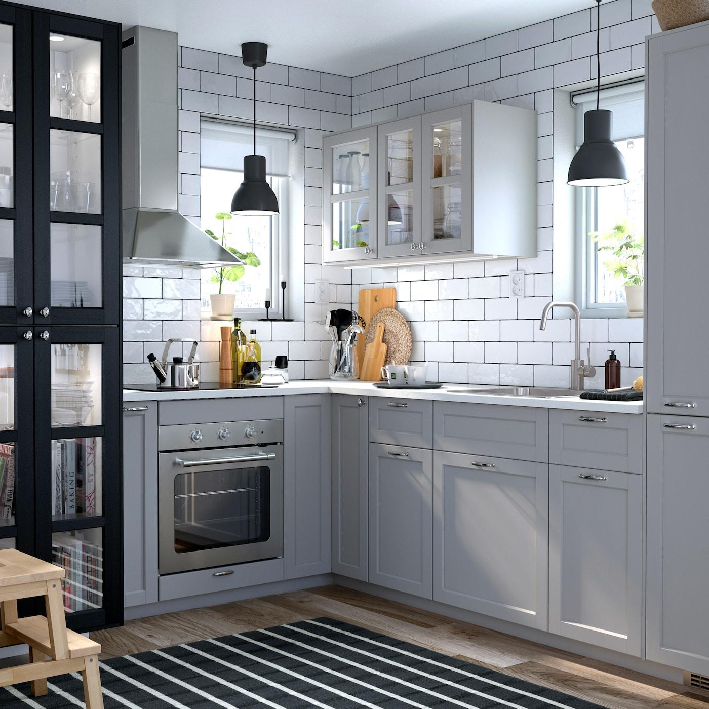 Kommentoi juttua: Ikea-keittiön uusi tyyli