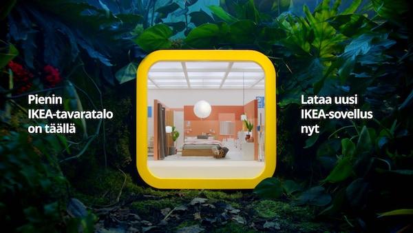 Pienin IKEA-tavaratalo on täällä