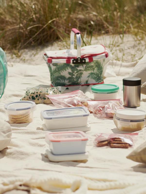 Piknik i život u pokret