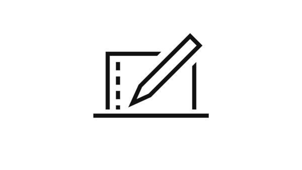 Piktogram počítače a tušky znázorňují online plánovače IKEA.