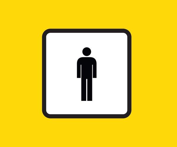 Piktogram znázorňujúci počet nakupujúcich v obchodnom dome v jednom okamihu nesmie prekročiť počet 900 osôb.