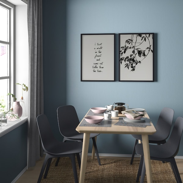 PJÄTTERYD Bild, Pastelltöne, 50x70 cm