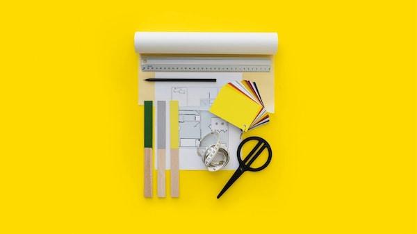 plakat ti IKEA Family.