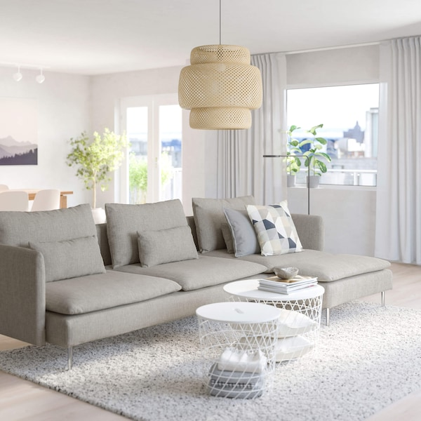 Plan your perfect SÖDERHAMN sofa.