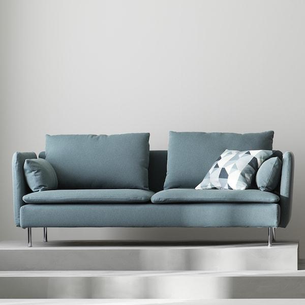 Planifique o seu sofá SÖDERHAMN perfeito.