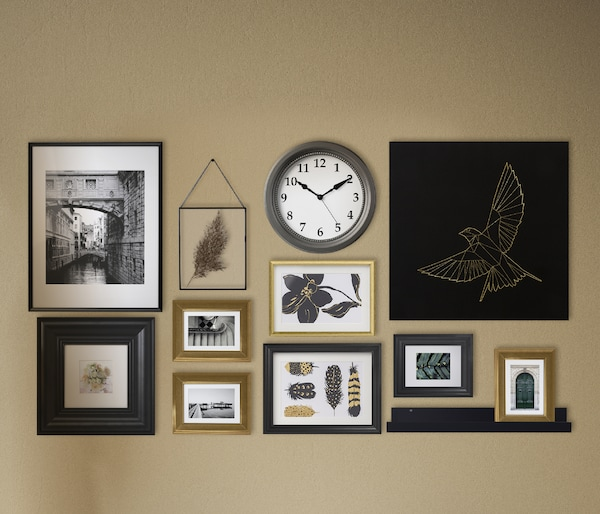 Планировщик настенных коллажей имидж фото