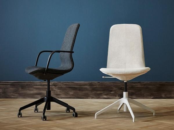 Plánovač kancelářských židlí LÅNGFJÄLL.
