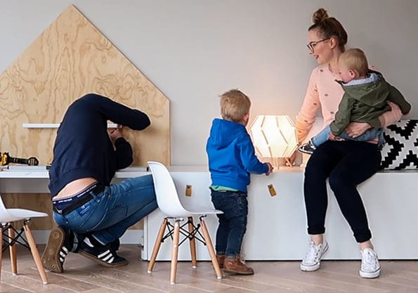 Play corner — children's corner — STUVA — 2WMN — IKEA interior inspiration