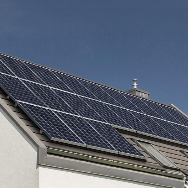 Plus - Die Solaranlage mit vielen Möglichkeiten