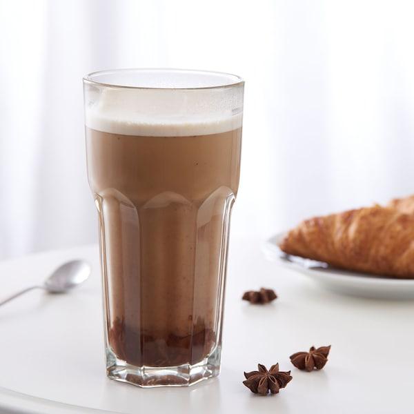POKAL glass mug