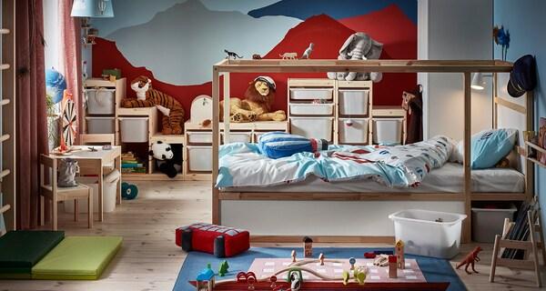 Pokoj Dla Dziecka Mnostwo Pomyslow W Ikea Ikea