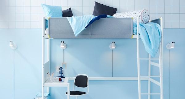 Pokój Młodzieżowy Funkcjonalność I Prywatność Ikea