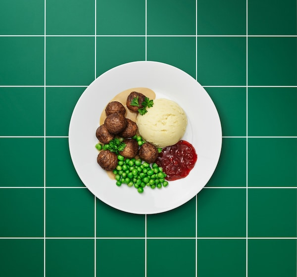Polpette vegetali e quali PH171820 - IKEA