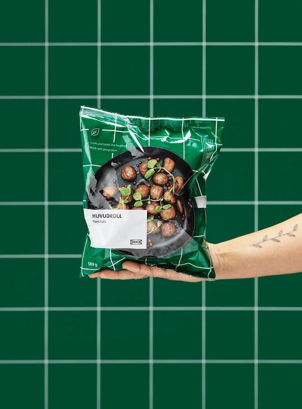 Polpette vegetali e quali PH171824 - IKEA