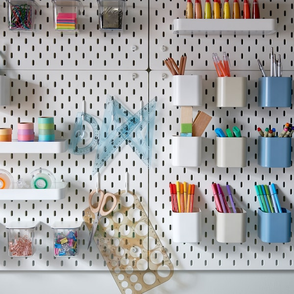 Pomysły na rozwiązania do przechowywania i organizacji wszystkich twoich rzeczy.
