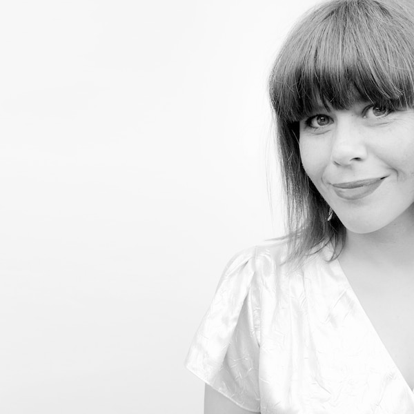 Portret na kojem je Maria Gustavsson.