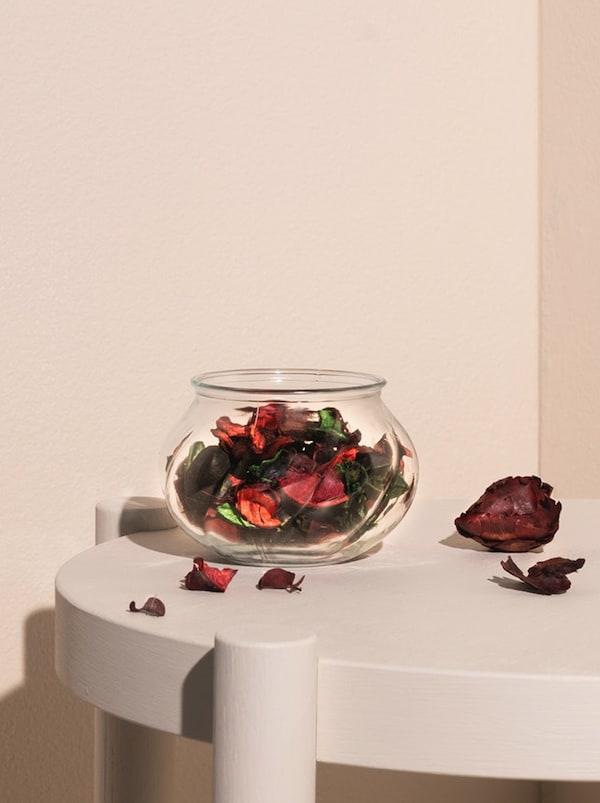 Pot-pourri, profumato/Bacche rosse rosso