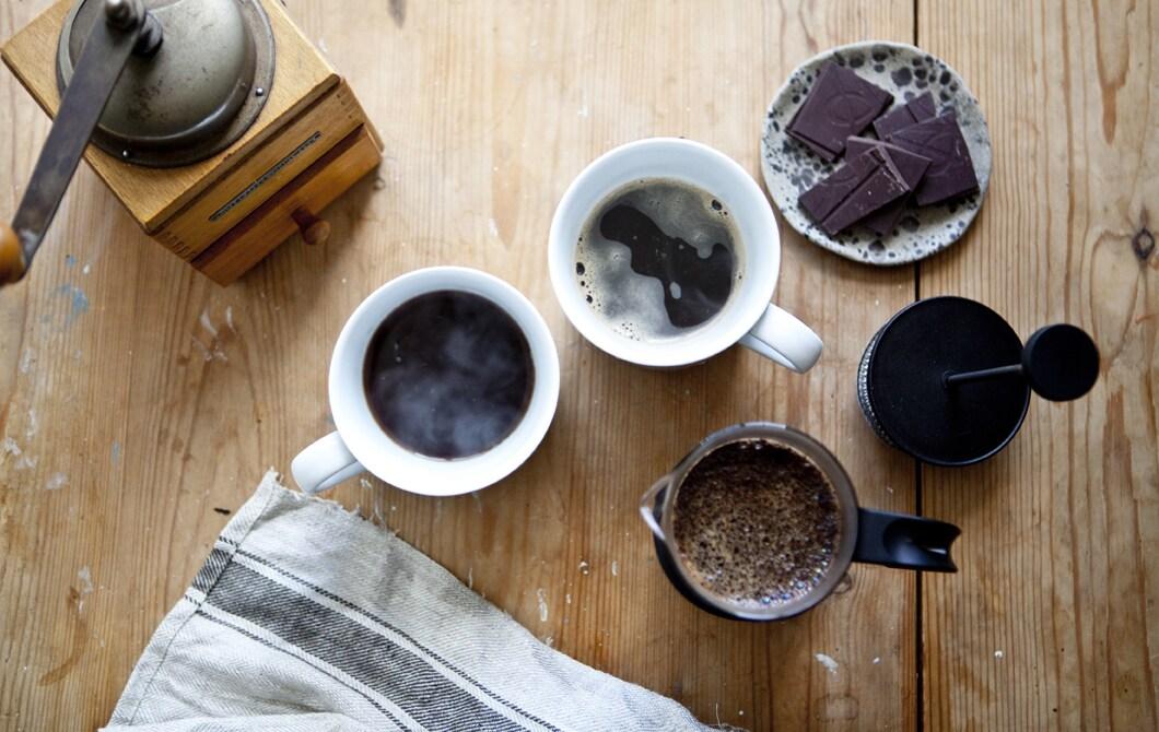 Pour les amateurs de café : conseils pour savourer un café parfait