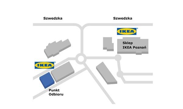 POZNAŃ - sklep IKEA