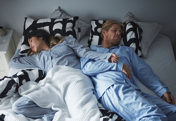 Practical tips for getting a better night's sleep