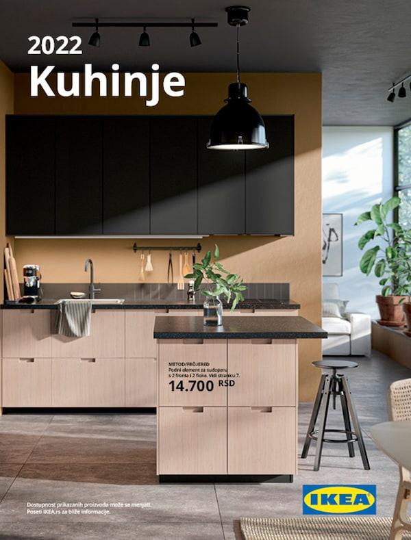 Prelistaj brošuru IKEA Kuhinje