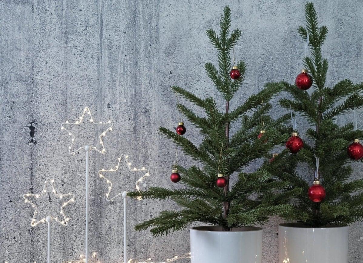 Preparar la casa para Navidad sin gastar mucho