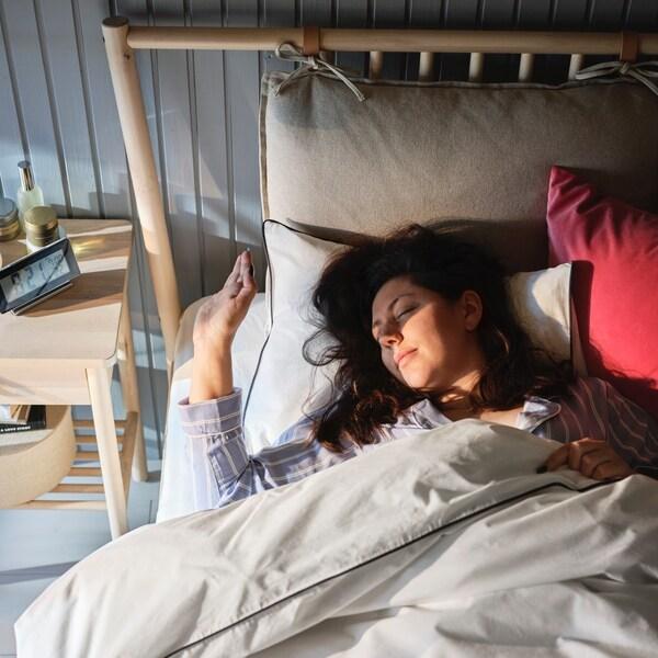 Préservez votre équilibre avec un sommeil revigorant